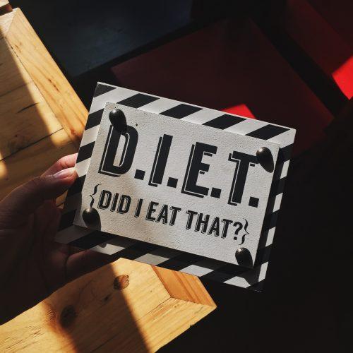 【アラフォーダイエット】肥満予防の食事