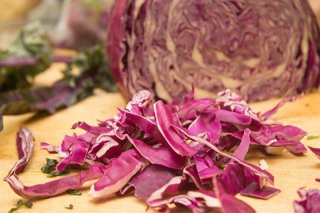 ダイエットにも免疫アップにも効果のある【紫キャベツ酢漬け】1年続けてます!